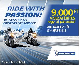 Michelin 9000 Ft üzemanyag utalvány