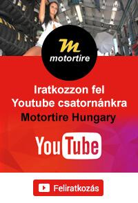 Motortire youtube feliratkozás